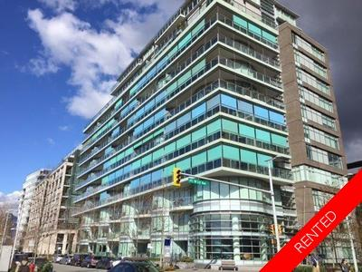 Olympic Village Apartment for rent: The Brook 1 bedroom 750 sq.ft. (Listed 2017-06-01)