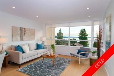 West Vancouver Apartment for sale:  1 bedroom 894 sq.ft. (Listed 2019-03-13)